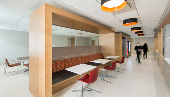 He Creates Offices That Work - American Builders Quarterly