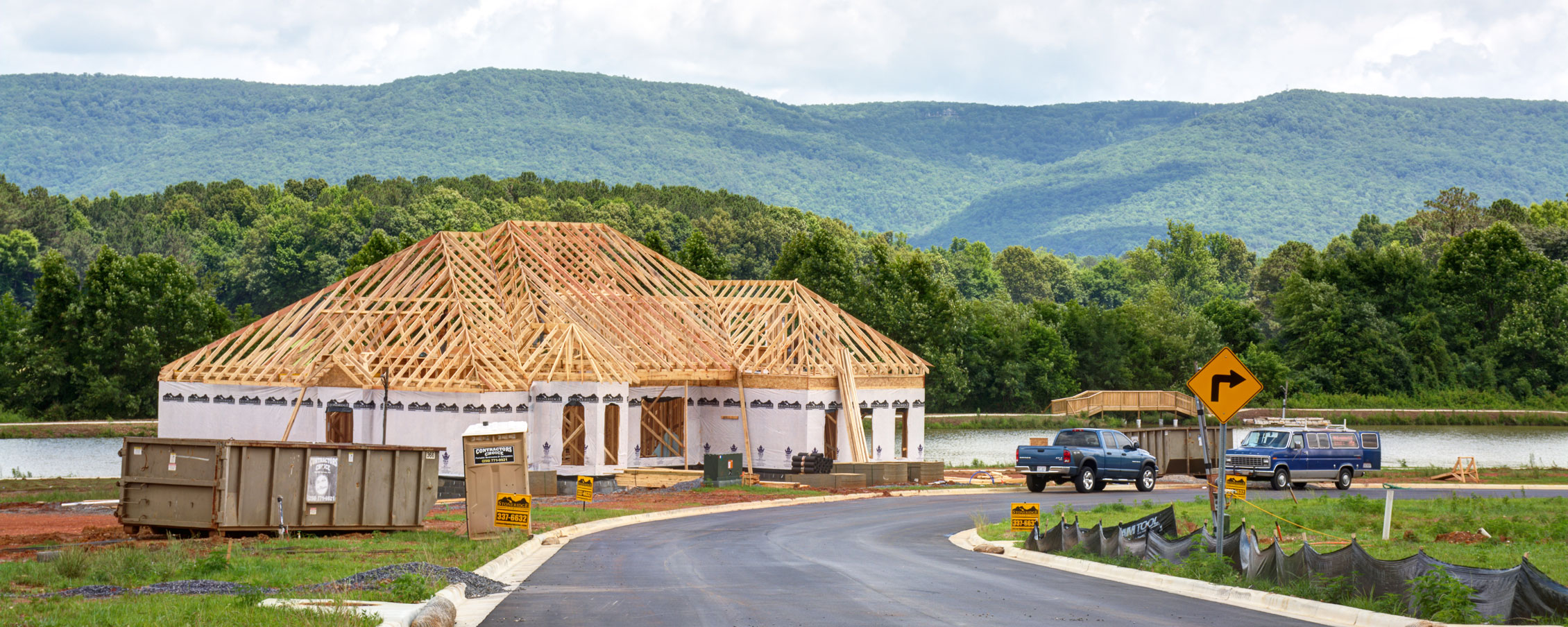 The houses that savings built american builders quarterly for Stoneridge builders