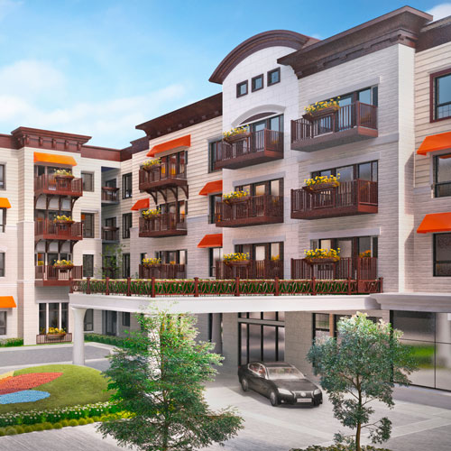 Terrace Court Apartments Birmingham Al: American Builders Quarterly