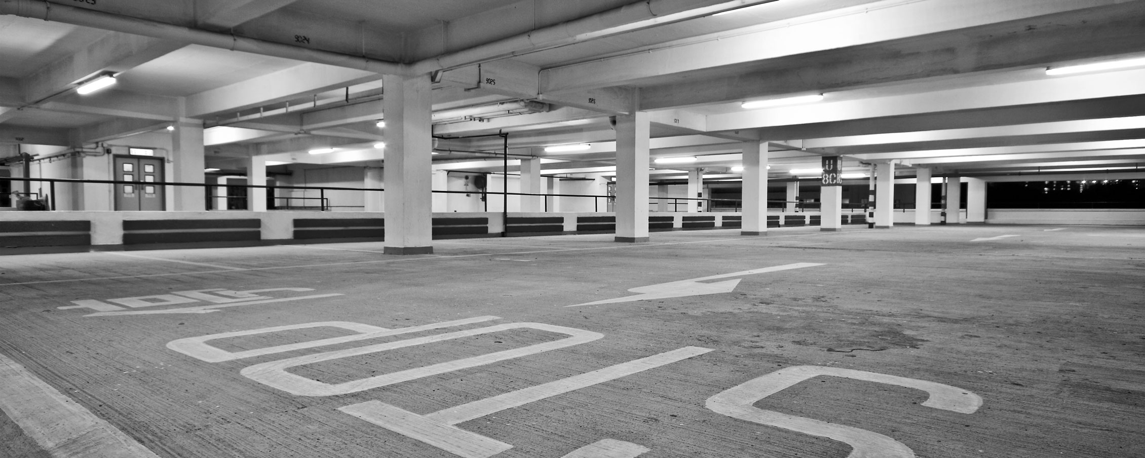 The parking garage of the future american builders quarterly for American garage builders