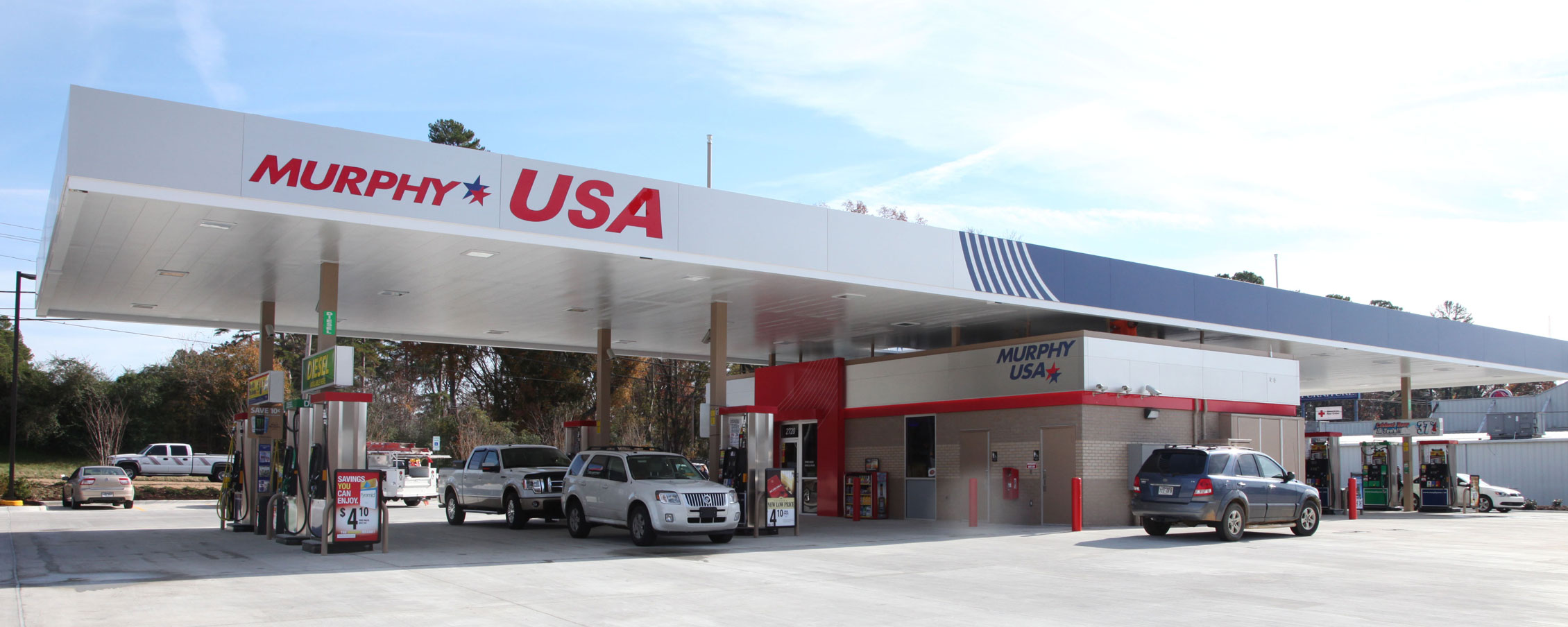 Walmart Gas Station Near Me >> The Low Price Retailer American Builders Quarterly