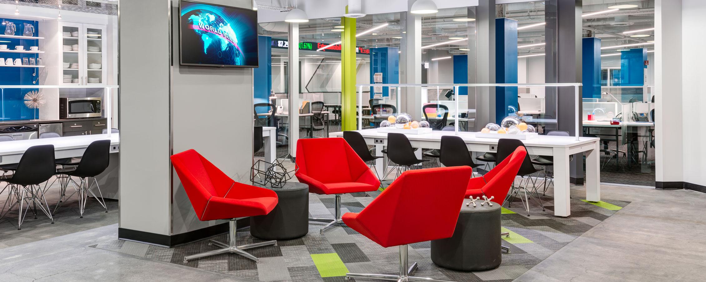 Regus Creates Workspaces Of The Future American Builders Quarterly