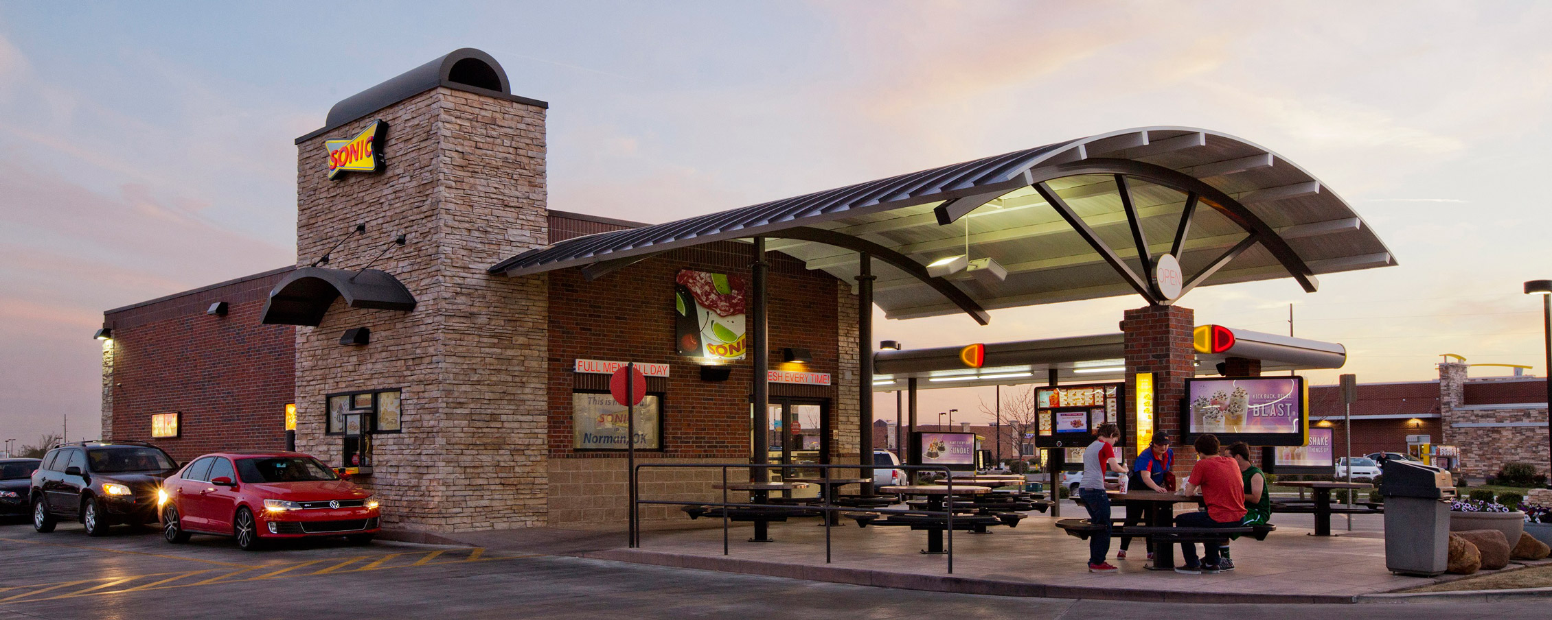 Car Hop Locations: American Builders Quarterly