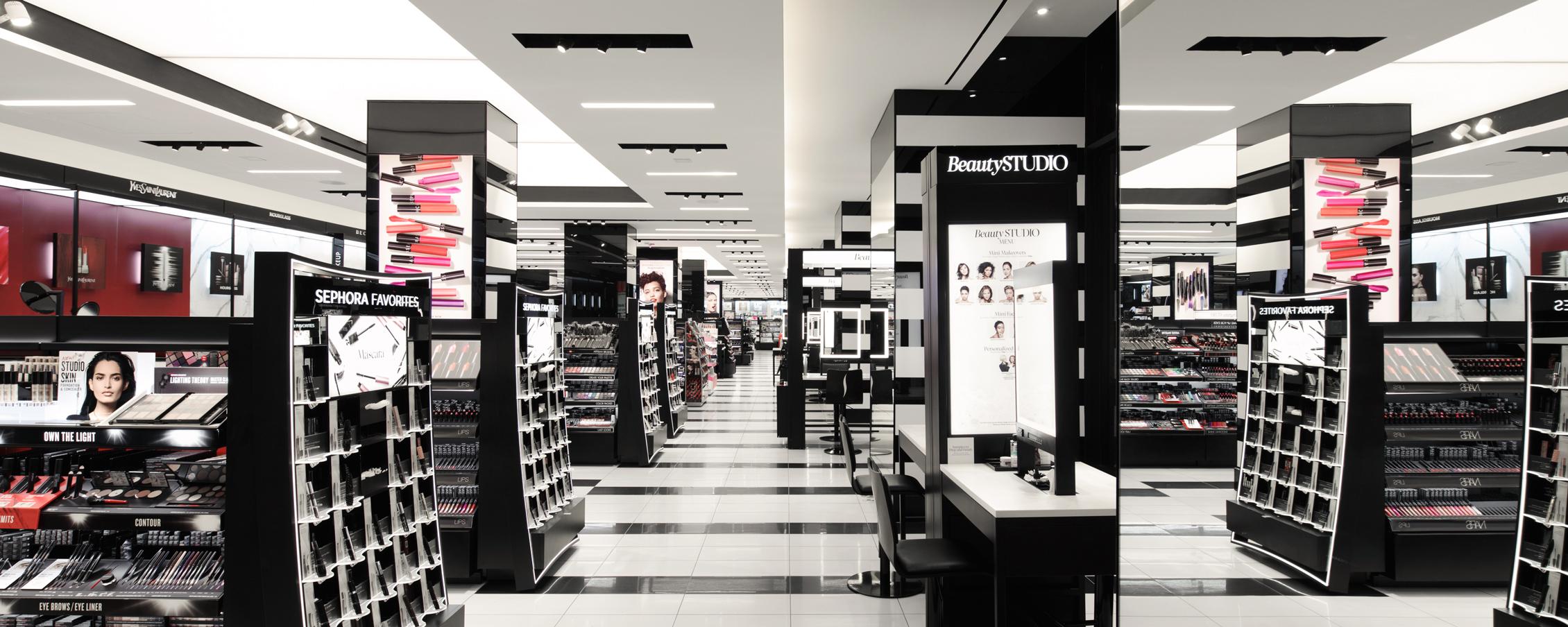 sephora retail observation