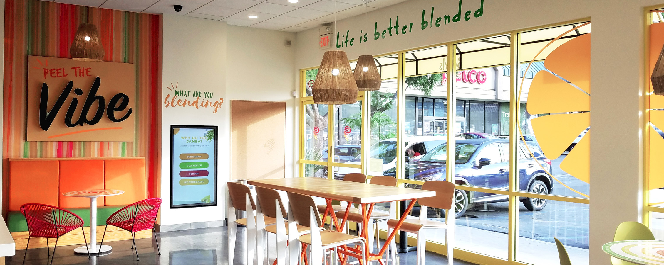How Mike Reed Director Of Facilities Management Construction For Vitaligent Turned A High School Job Into Career With The Largest Jamba Juice
