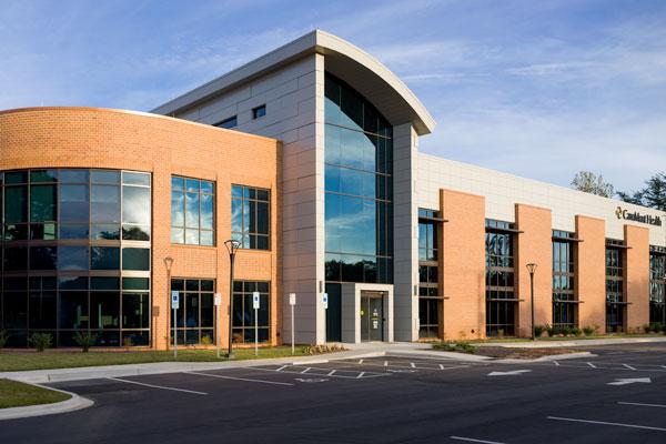 CaroMont Building