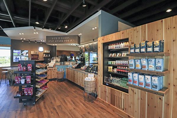 Emily Heuring Coffee & Bagel Brands